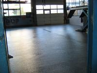 Bodenbeschichtung Werkstatt