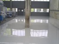 Bodenbeschichtung Halle