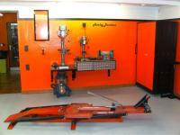 Beschichtung mit einer genoppten Struktur, Garagenbeschichtung, Noppenbeschichtung